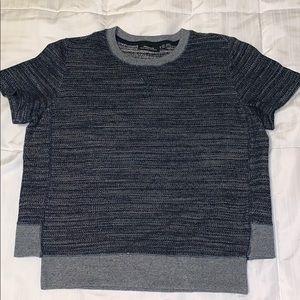 Kate Spade Saturday Short Sleeve Sweatshirt